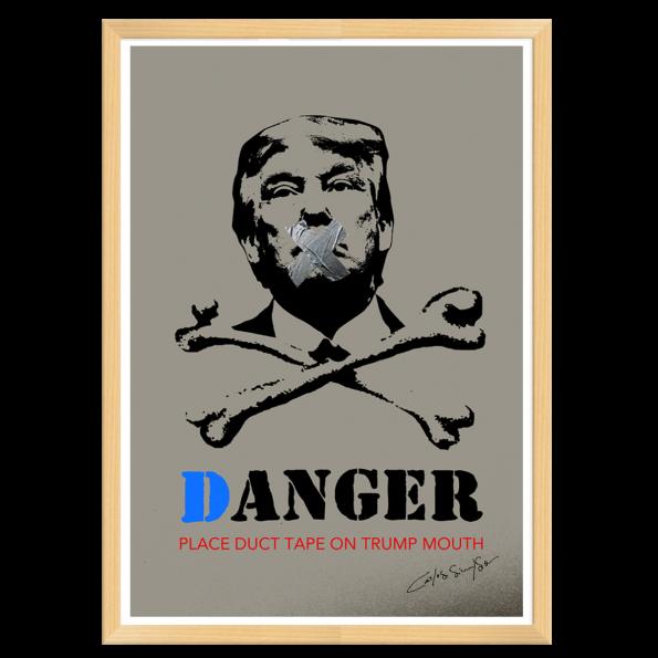 Danger Trump