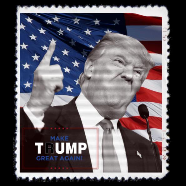 Make Trump Great Again, Carlos Simpson Design