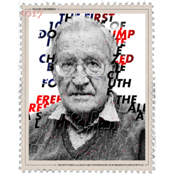 Noam chomsky Politics Design with Text