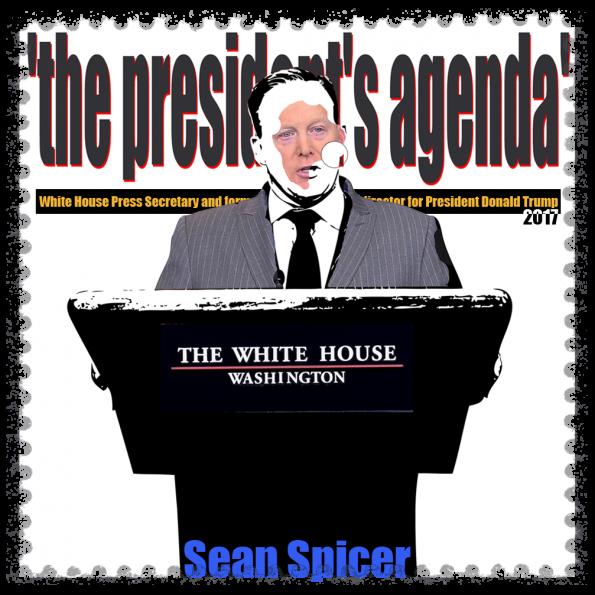 Sean Spicer, Politics Design, Carlos Simpson Design