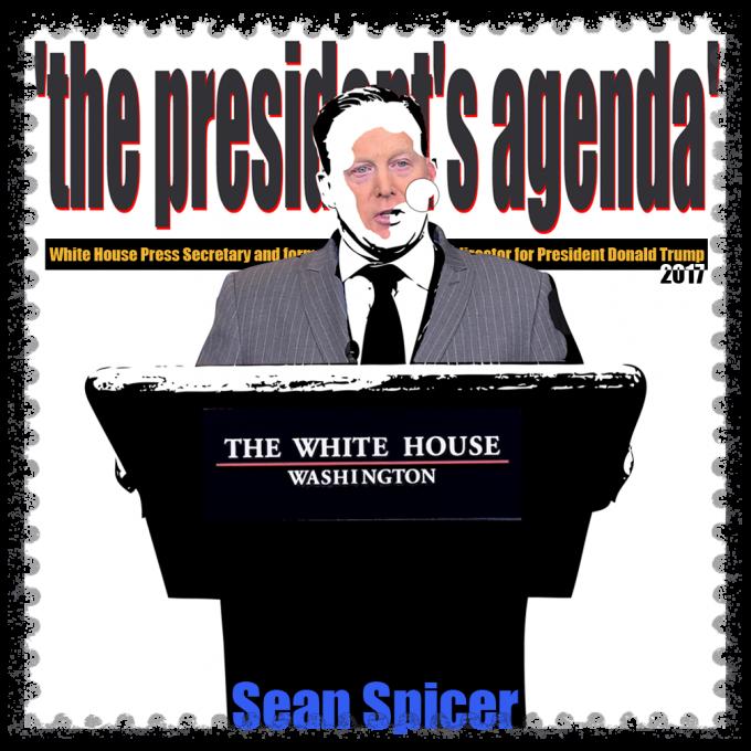 "Rich result on google's when search for ""Politics Design, Carlos Simpson Design"" Sean Spicer"