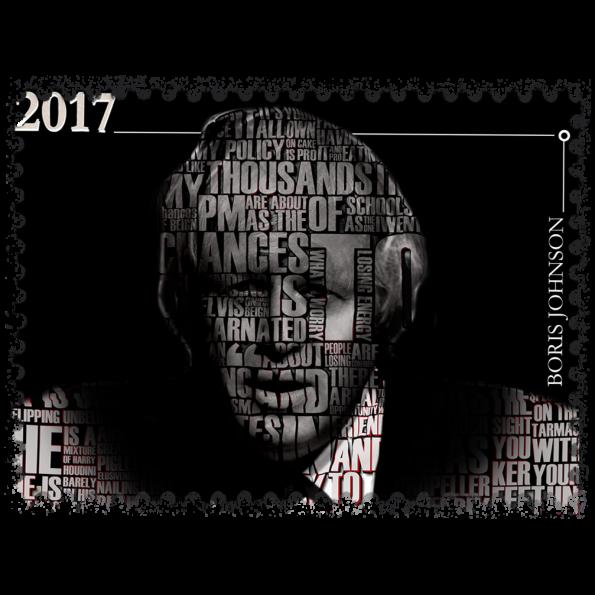 Boris Johnson, Politics Design, Carlos Simpson Design